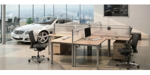 Стильная, красивая офисная мебель ОЗОН