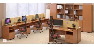 Недорогая офисная мебель СЕНС