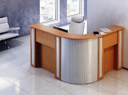 Офісні меблі для приймальні