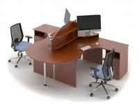 Стол офисный Атрибут-3
