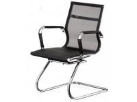 Кресло Solano mesh черный