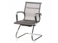 Кресло Solano mesh серый