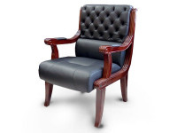 Кресло Сорренто черный