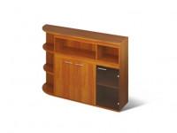 Шкаф в кабинет ДИАЛОГ-5