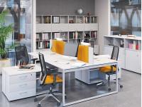 Офисный стол 1400 ЛОФТ