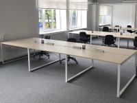 Офисный стол на 6 мест LOFT