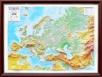 Настенная 3D карта ЕВРОПА