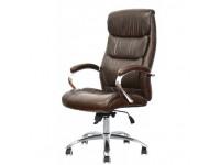 Кресло руководителя Eternity коричневое