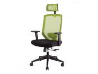 Кресло JOY синее, зеленое, черное