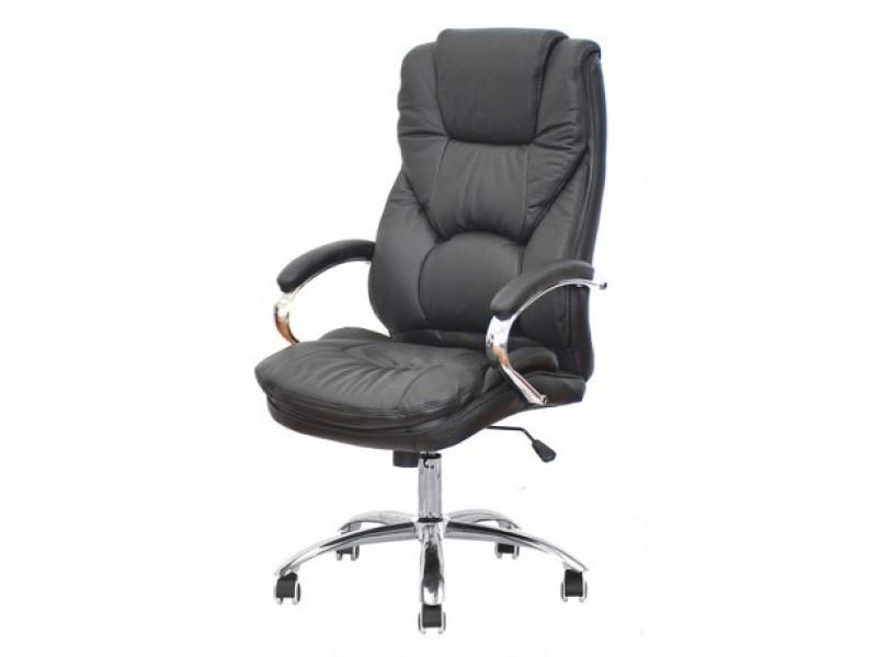 Кресло руководителя Rain черный