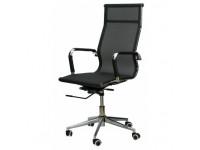 Кресло руководителя Solano mesh черный