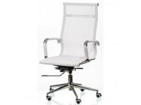 Кресло руководителя Solano mesh белый
