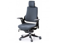 Кресло руководителя WAU серый