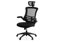 Кресло руководителя Ragusa красный, серый, черный