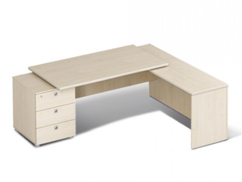 Угловой стол руководителя КВЕСТ