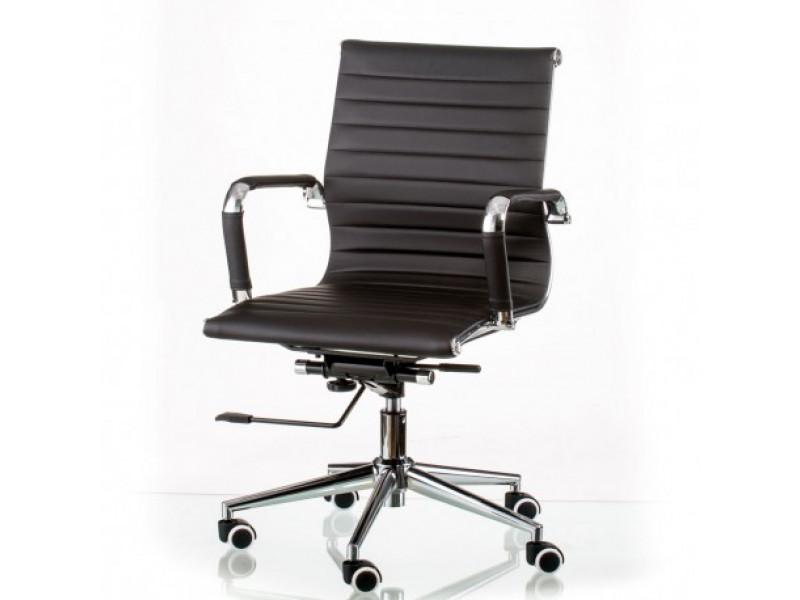 Офисное кресло Solano 5 art черный