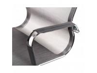 Кресло офисное Solano mesh серый