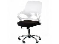 Кресло офисное ENVY черно-белый
