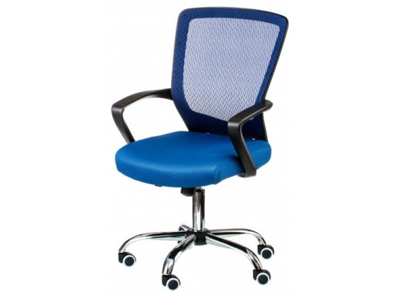 Кресло офисное MARIN синий