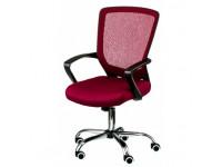 Кресло офисное MARIN красный