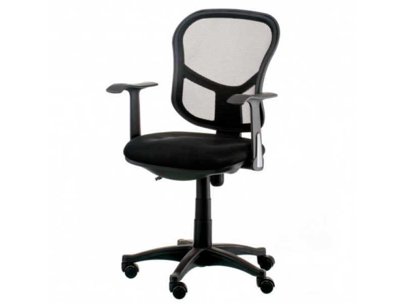 Кресло для офиса MIST черный