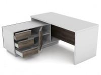Офісний стіл з тумбою Промо