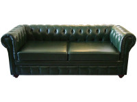 Кожаный диван QUEEN