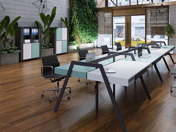 Столы и шкафы для офиса IQ Lite Merx