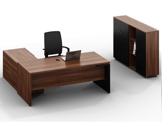 Мебель в руководительский кабинет 2019 Глосс