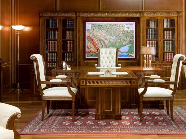 Рельефная настенная карта Украины в кабинет