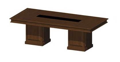 Конференц стол Классика длина 2,5 м