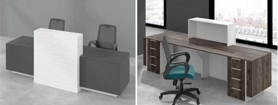 Мебель для рецепции в стиле лофт Simple
