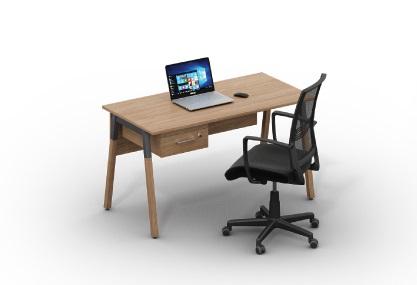 Офисный стол Wood с выдвижным ящиком